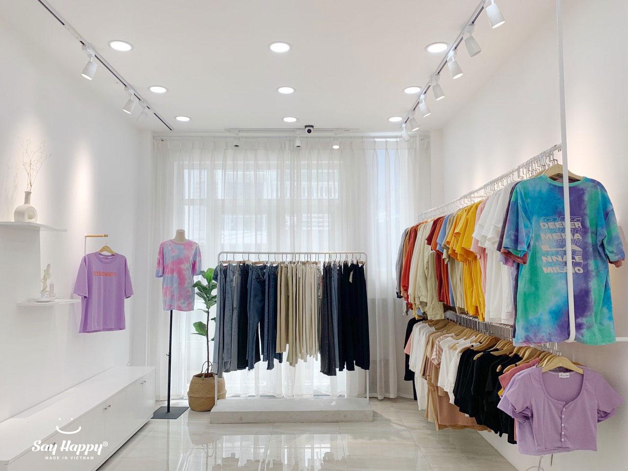Cửa hàng áo thun say happy