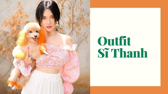 Outfit Sĩ Thanh
