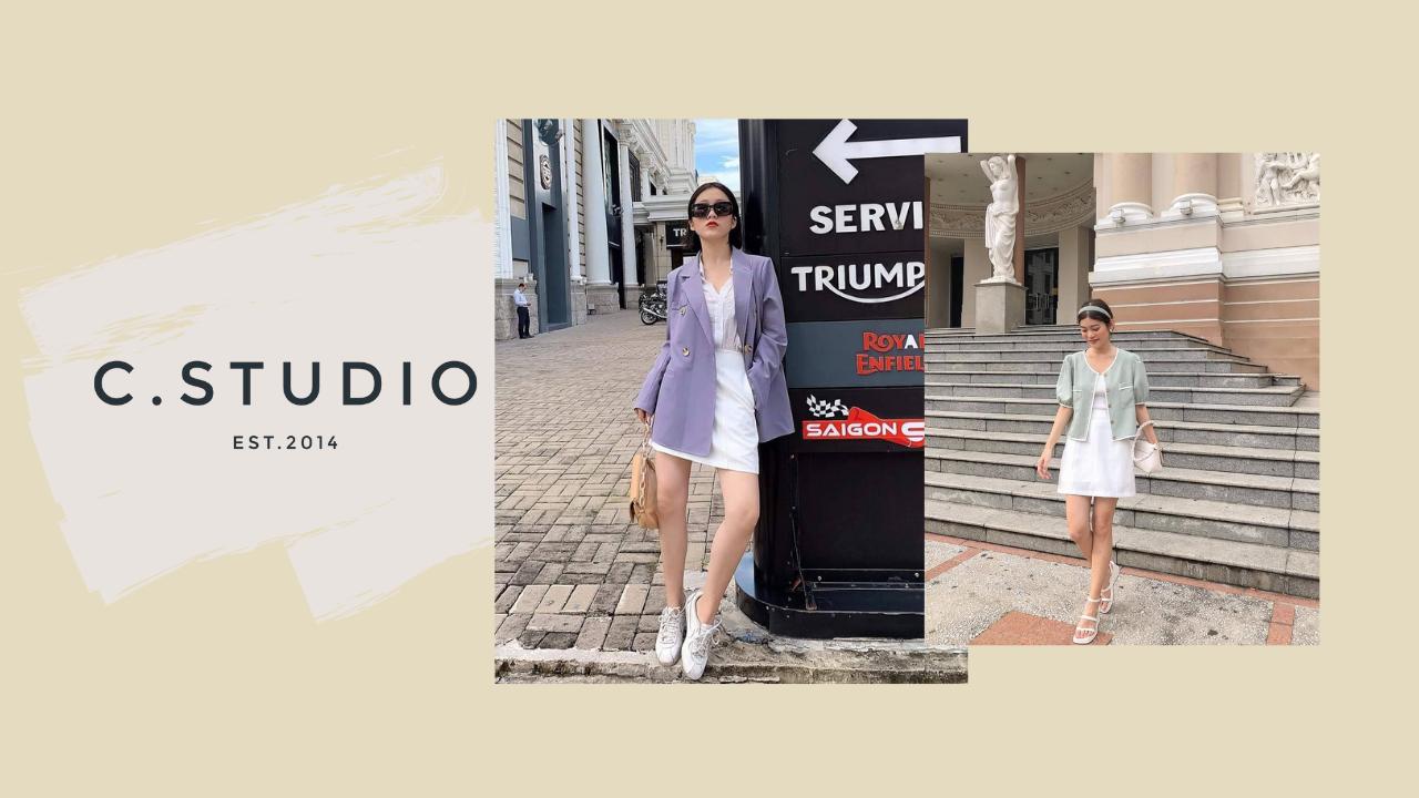 Shop quần áo Cần Thơ La C.Studio