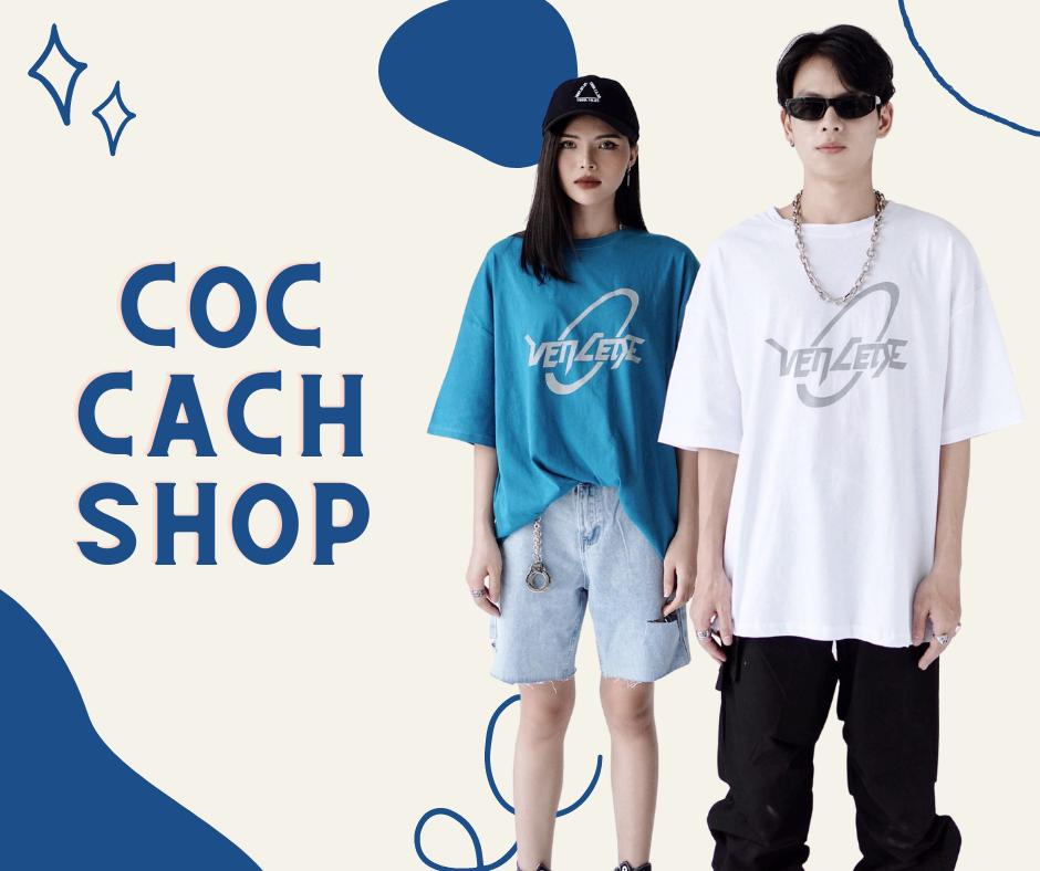 Shop áo thun Hà Nội COC CACH SHOP