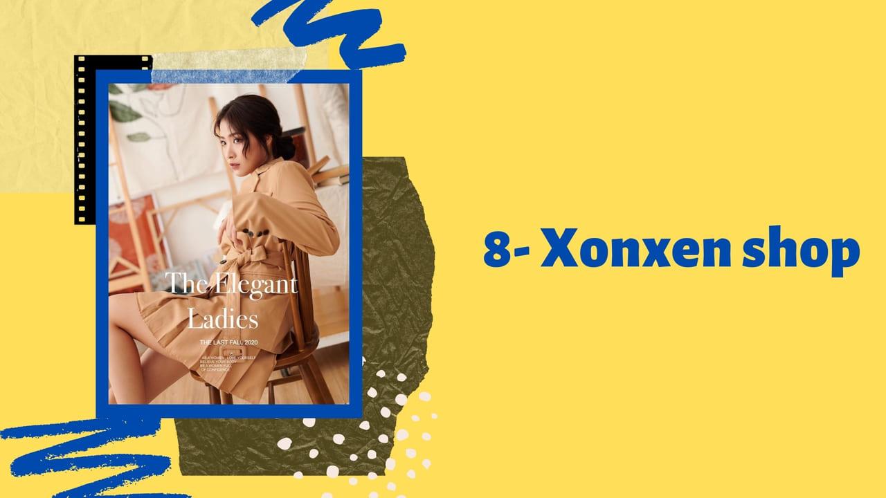 Shop quần áo Đà Nẵng Xonxen Shop